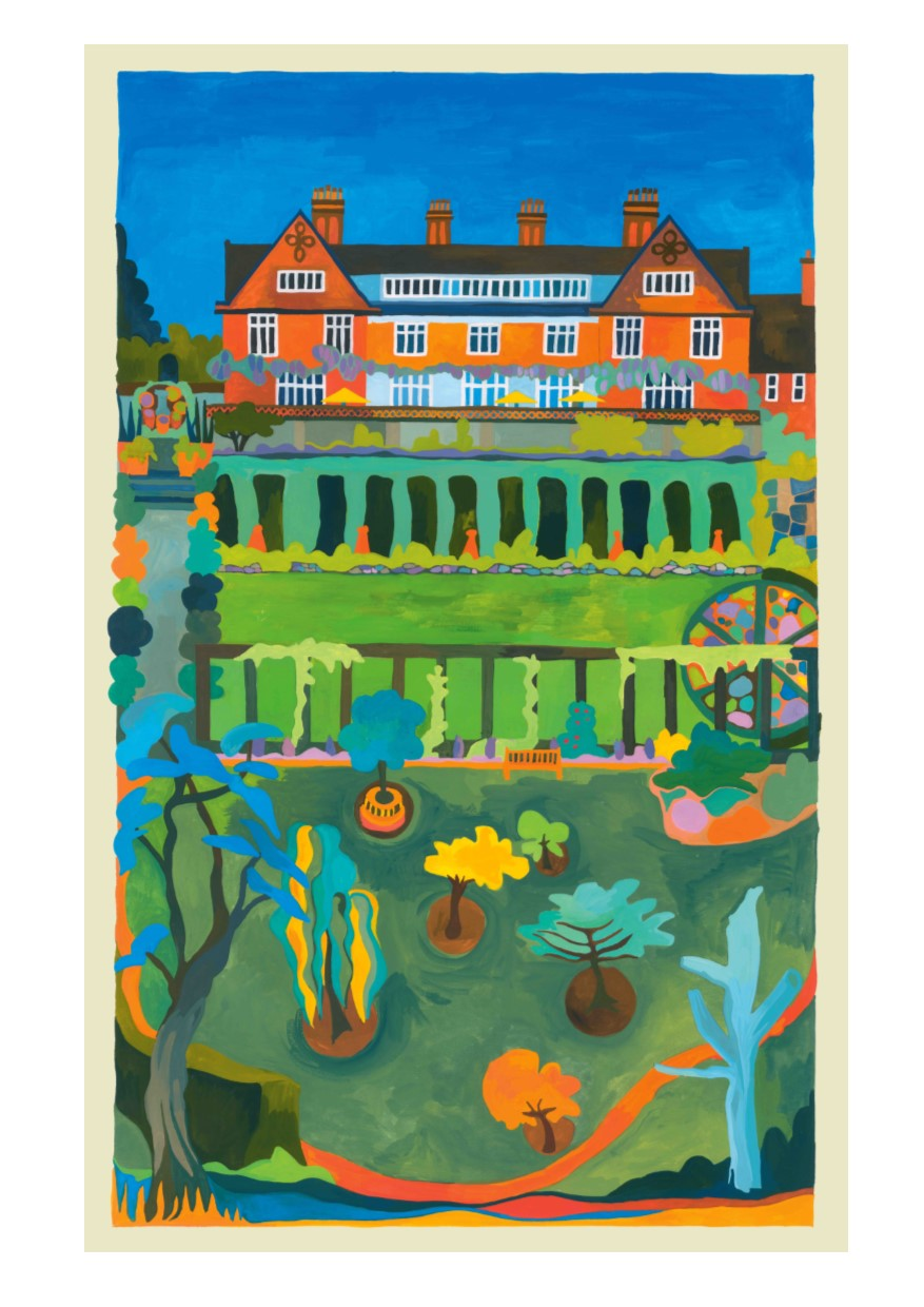 Card of Winterbourne House